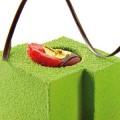 Шоколадный декор-аэрозоль ДОЛЬЧЕ ВЕЛЮТО зеленый (51408)