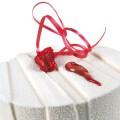 Шоколадный декор-аэрозоль ДОЛЬЧЕ ВЕЛЮТО белый  (51407)